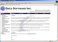 Orca Software Inc Homepage
